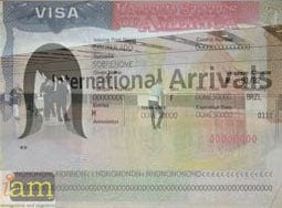 Visa to other countries