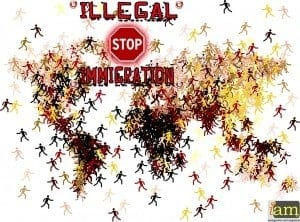 immigration ilegal