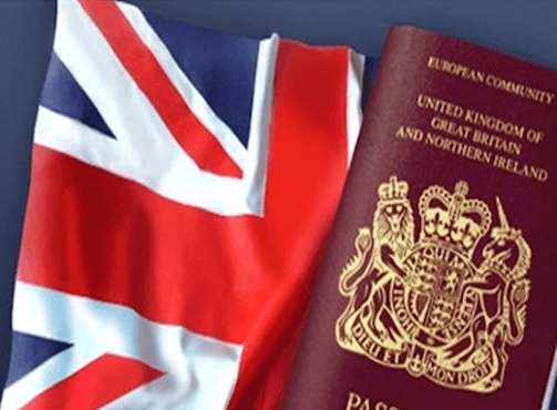 British Citizenship with Naturalisation or Registration