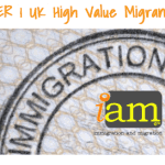 On 6 April 2015 changes for Tier 1 High Value Migrants