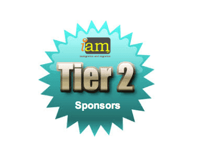 Get On the Tier 2 Sponsor List Fast