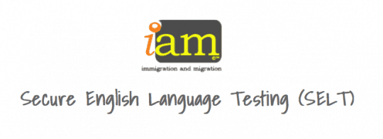 Secure English Language Testing (SELT)