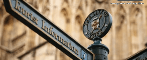 New immigration rules for visitors to the UK