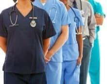 uk nursing - Medical treatment professionals