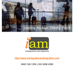 Iam your landing package- Study Abroad Pack