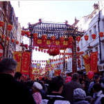 Visit the UK in a Chinese tour group