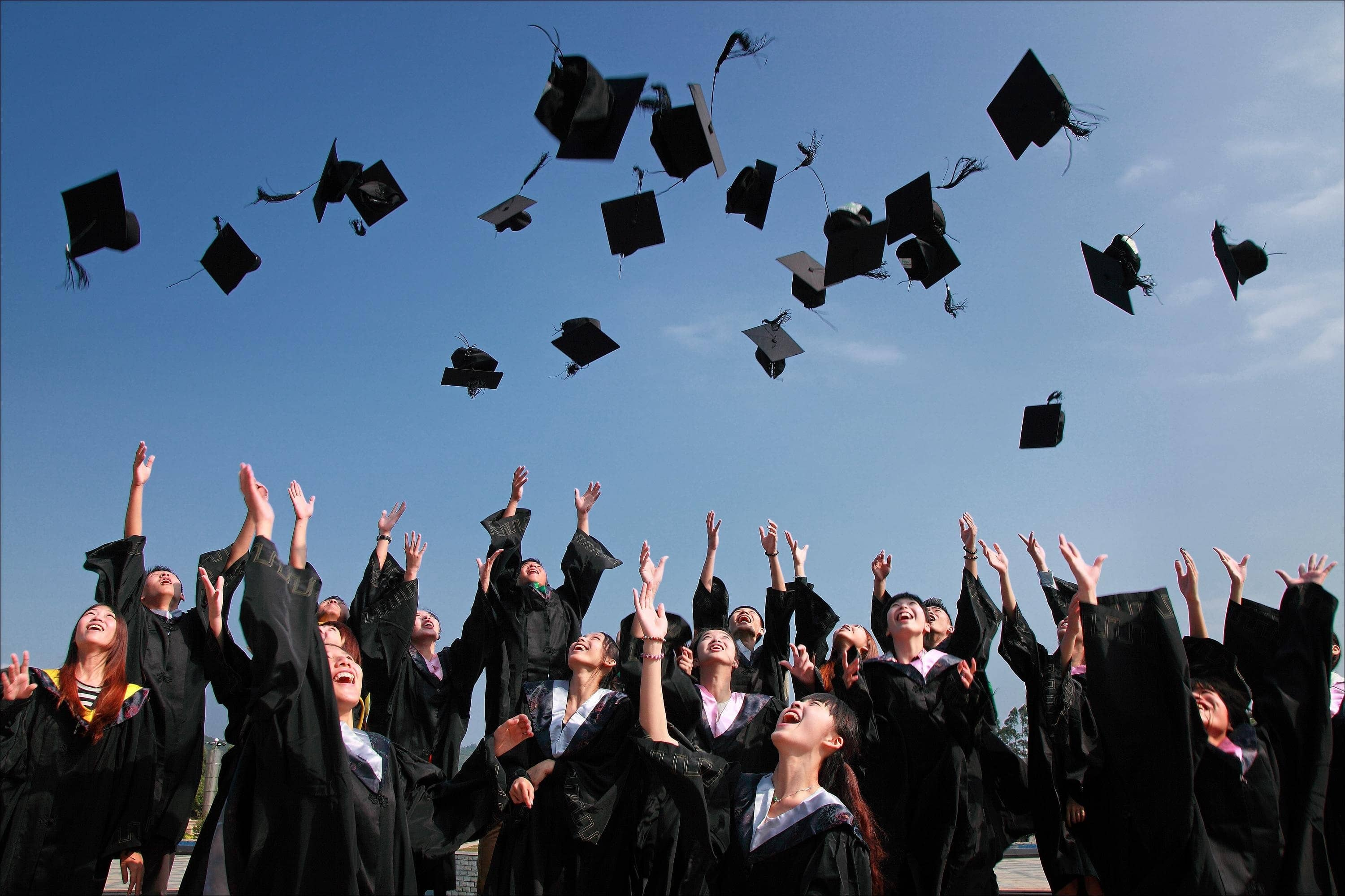 Student visas - Students Graduating