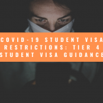 COVID-19 Student Visa Restrictions Lifted: Tier 4 Student Visa Guidance