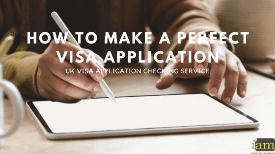 UK VISA APPLICATION CHECKING SERVICE - How to submit a perfect visa application