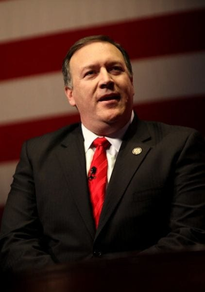 US Secretary of State, Mike Pompeo is responsible to make sure the USA resume visa services