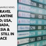 The UK's Travel Quarantine is Lifted, But Countries Like USA, Canada, Russia & China are Still in Place
