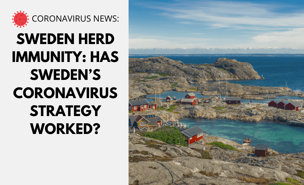 Sweden Herd Immunity Has Sweden's coronavirus strategy worked