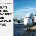 US State Department lifts advisory for international travel