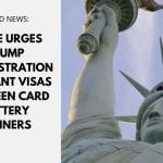 Judge Urges Trump Administration to Grant Visas to Green Card Lottery Winners