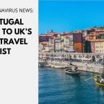 Portugal added to UK's safe travel list
