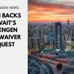 Spain backs Kuwait's Schengen visa waiver request