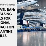 UK Travel Ban: Increasing calls for regional approach on quarantine rules