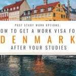 Post Study Work Options: How to Get a Work Visa in Denmark After Your Studies