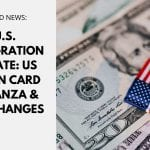 US Immigration Update: US Green Card Bonanza & H-1B Changes