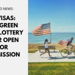 US Visas: U.S. Green Card Lottery 2022 Open for Submission
