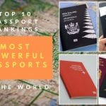 Top 10 Passport Rankings: World's Most Powerful Passport