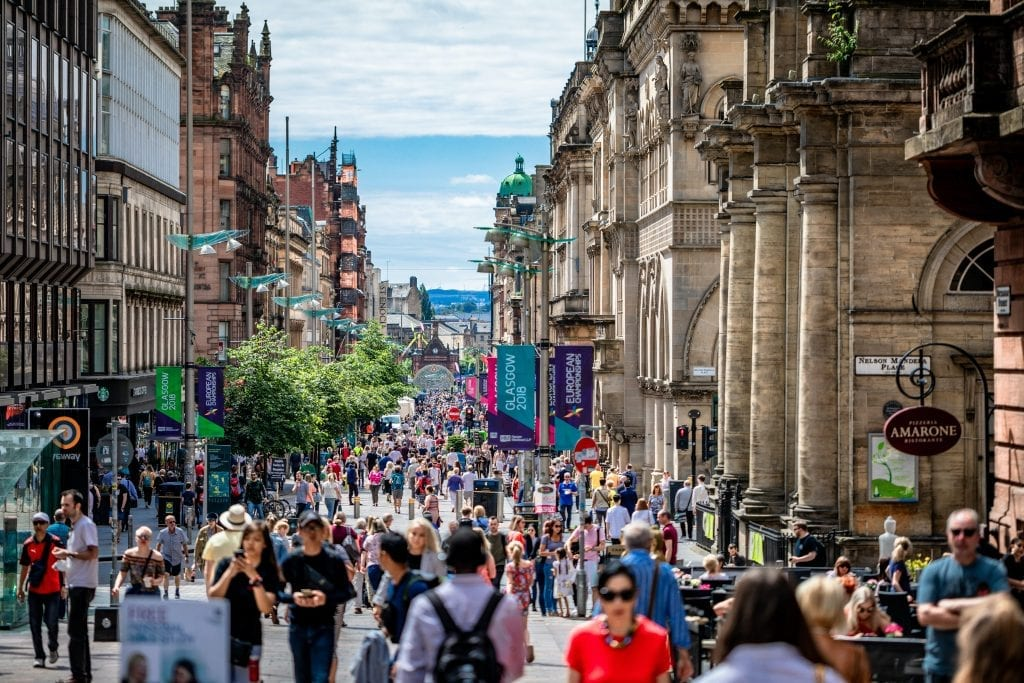Glasgow - one of the best uk city to study