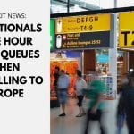Brexit: UK Nationals Face Hour Long Queues When Travelling to Europe
