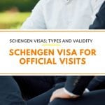 Schengen Visa for Official Visits - what is it and do you need one?