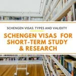 How to Get a Schengen Visa for Short-term Study and Research Purposes