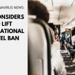 U.S. Considers to Lift International Travel Ban