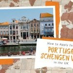 How to Apply for a Portugal Schengen Visa for UK Residents
