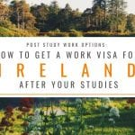 Post Study Work Options: How to Get a Work Visa in Ireland After Your Studies
