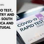 UK: No Test, No Entry and Bans South America and Portugal