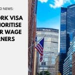 US Work Visa to Prioritise Higher Wage Earners