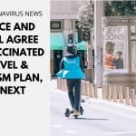 Greece and Israel Agree to Vaccinated Travel & Tourism Plan, UK Next