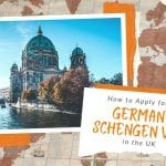 How to Apply for a Germany Schengen Visa for UK Residents