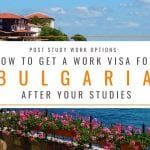Post Study Work Options: How to Get a Work Visa in Bulgaria After Your Studies