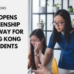 UK opens citizenship pathway for Hong Kong residents