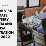US H-1B Visa Update: Lottery System and Visa Registration for 2022