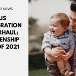 US Immigration Overhaul: Citizenship Act of 2021