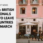 Brexit: British Nationals Have to Leave EU Countries by 31 March