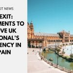 Brexit: Documents to Prove UK National's Residency in Spain