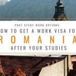 Post Study Work Options: How to Get a Work Visa in Romania After Your Studies
