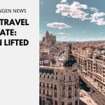Spain Travel Update: UK Ban Lifted
