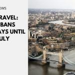 UK Bans Holidays Until July