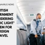 British Government Considering 'Traffic Light' System for Foreign Travel