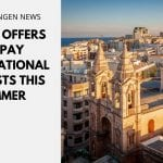 Malta Offers to Pay International Tourists This Summer
