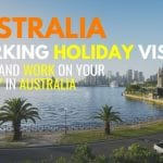 Australia Work Holiday Visa - Travel and Work in Australia on Your Gap Year