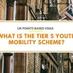 What is the Tier 5 UK Youth Mobility Scheme?