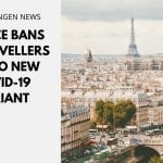 France Bans UK Travellers Due to New COVID-19 Variant